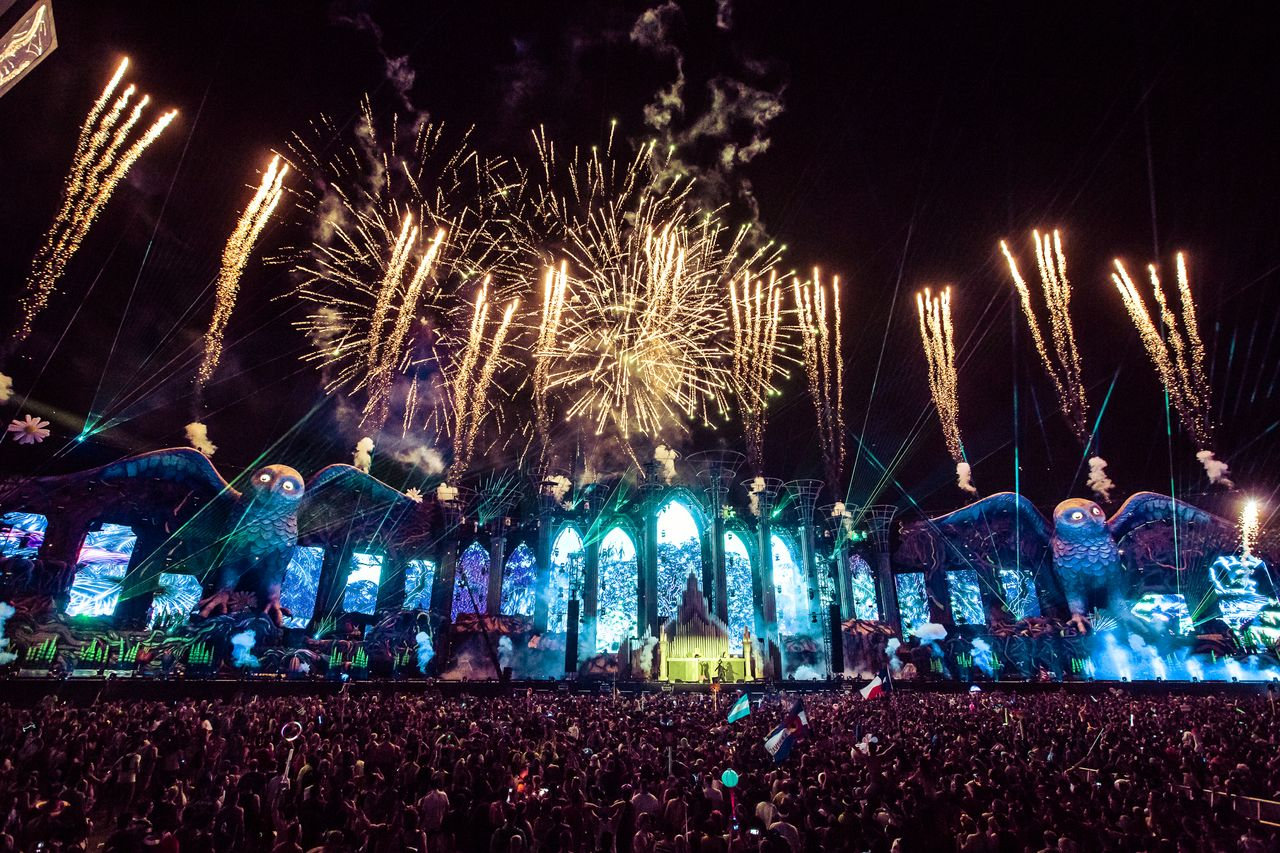 EDC Heads To New Location This December