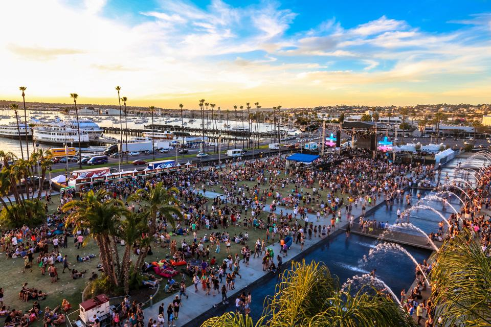 San Diego's Super Cool CRSSD Festival Returns This Fall