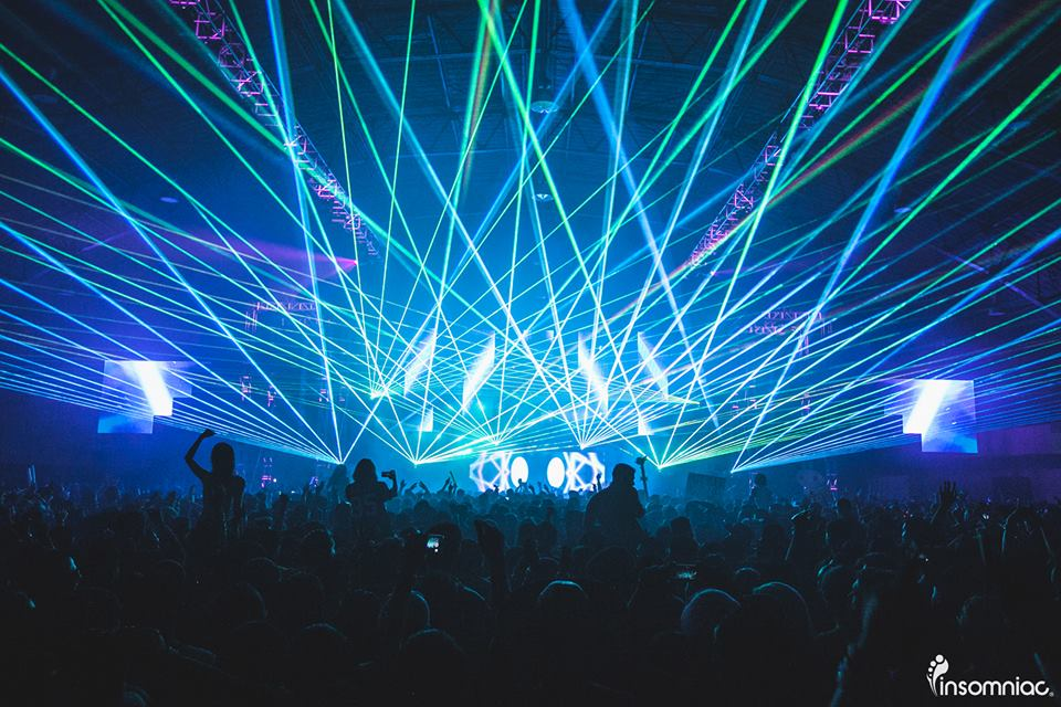 Insomniac's first ever all-trance event is here, and it's awesome