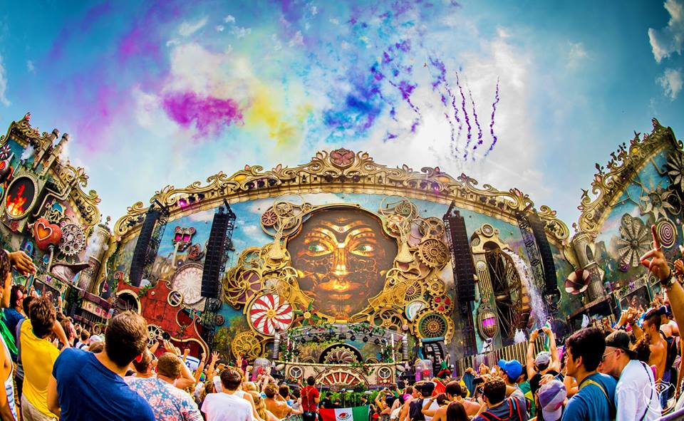 Tomorrowland Bracelets Are The Most Amazing Thing You'll See Today