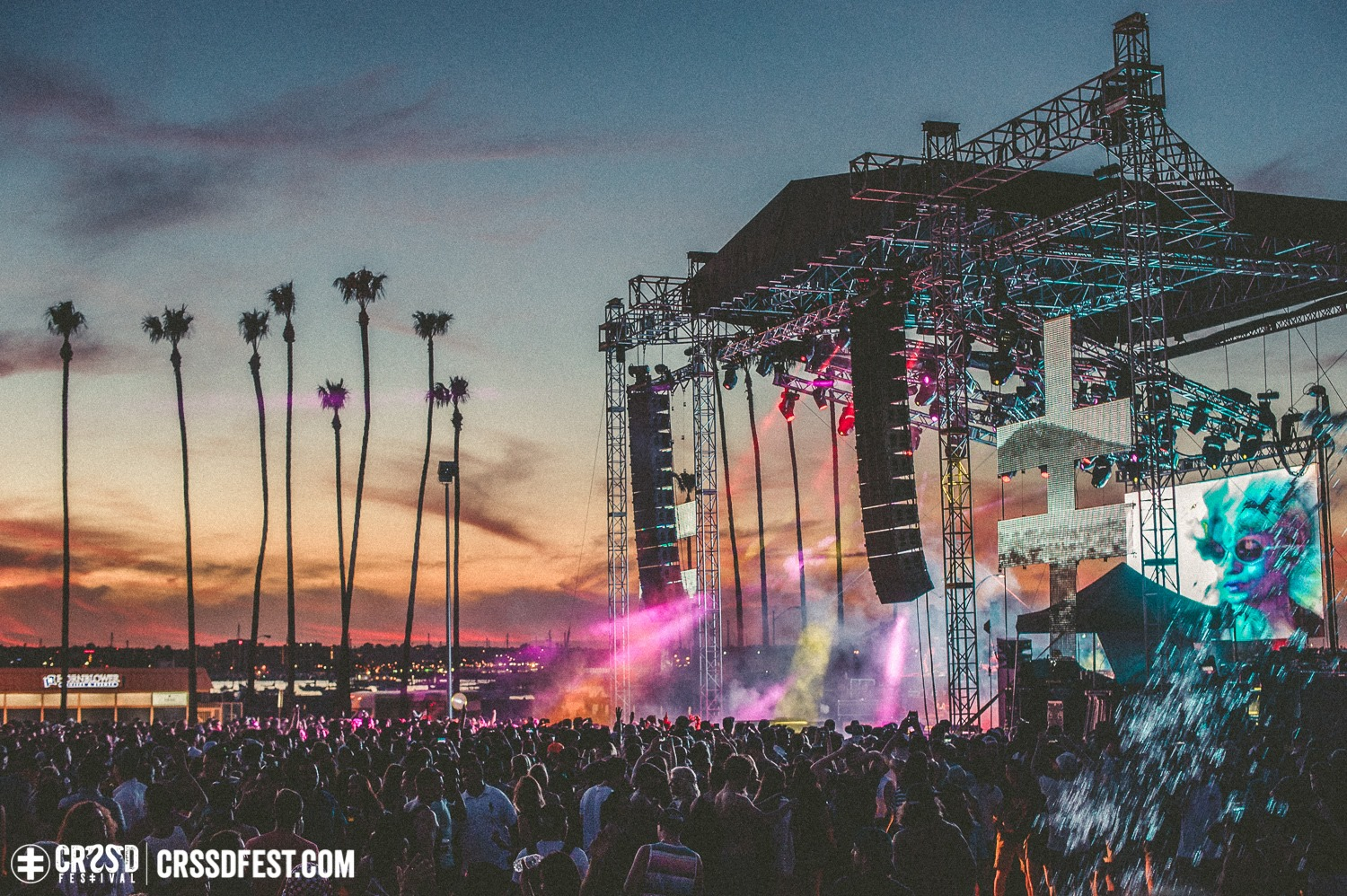 CRSSD Festival: Fall Edition Lineup Announced