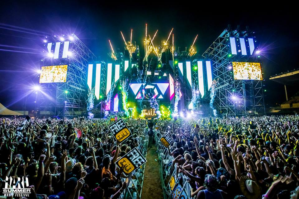 HARD SUMMER makes epic return to Los Angeles