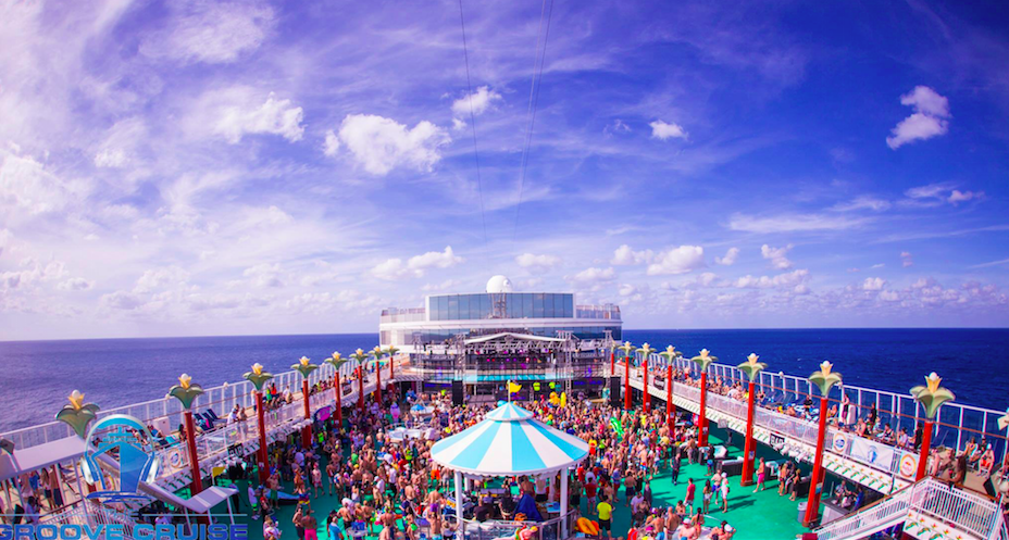 Groove Cruise Los Angeles 2015 Lineup Is Out