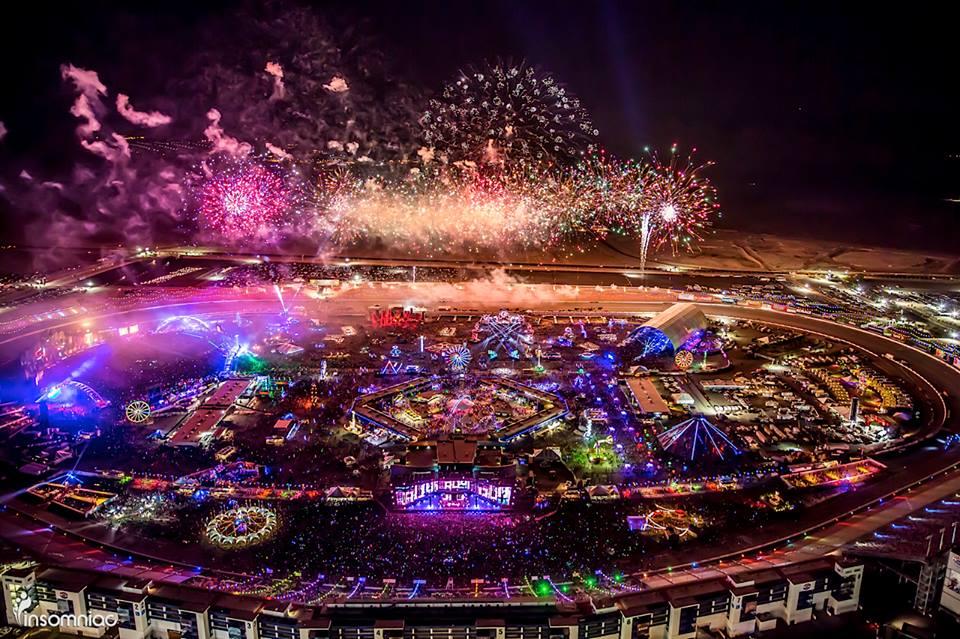 EDC Las Vegas 2016 Announced