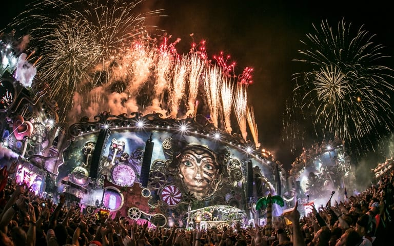 TomorrowWorld Unveils This Year's Stage Designs