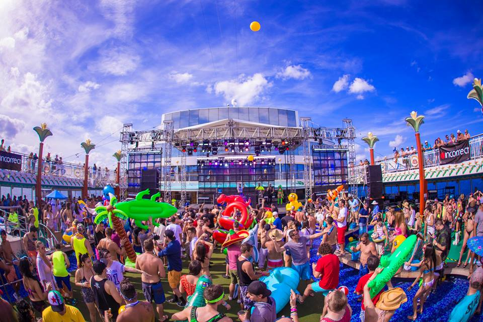 Get Ready To Party Your Ass Off On Groove Cruise