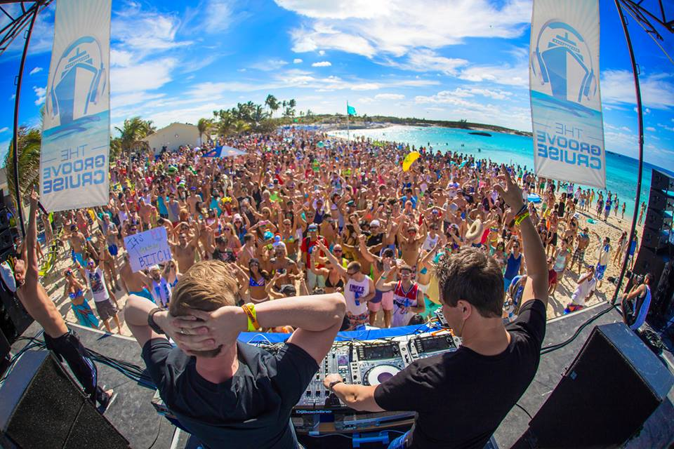 Dash Berlin, Markus Schulz and more announced for Groove Cruise