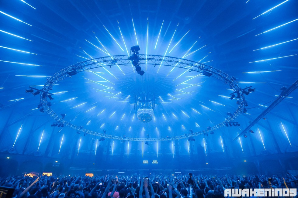 Awakenings Techno Party Returns To America