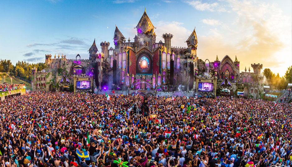 Tomorrowland Announces 2016 Dates