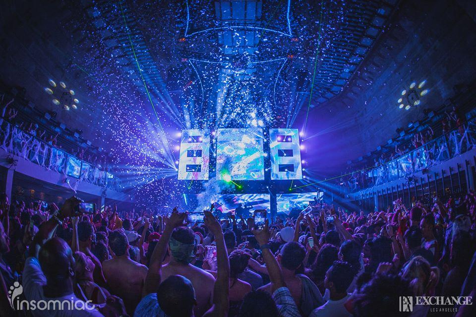 Essential Mix Launches Live American Tour at Exchange LA