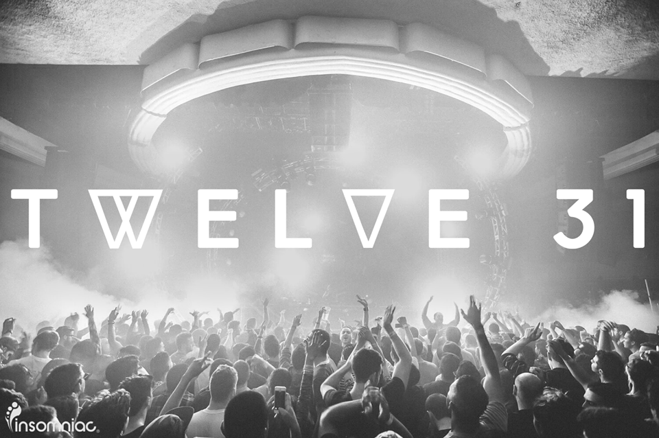 The Underground is Taking Over New Years Eve at Insomniac's Twelve 31