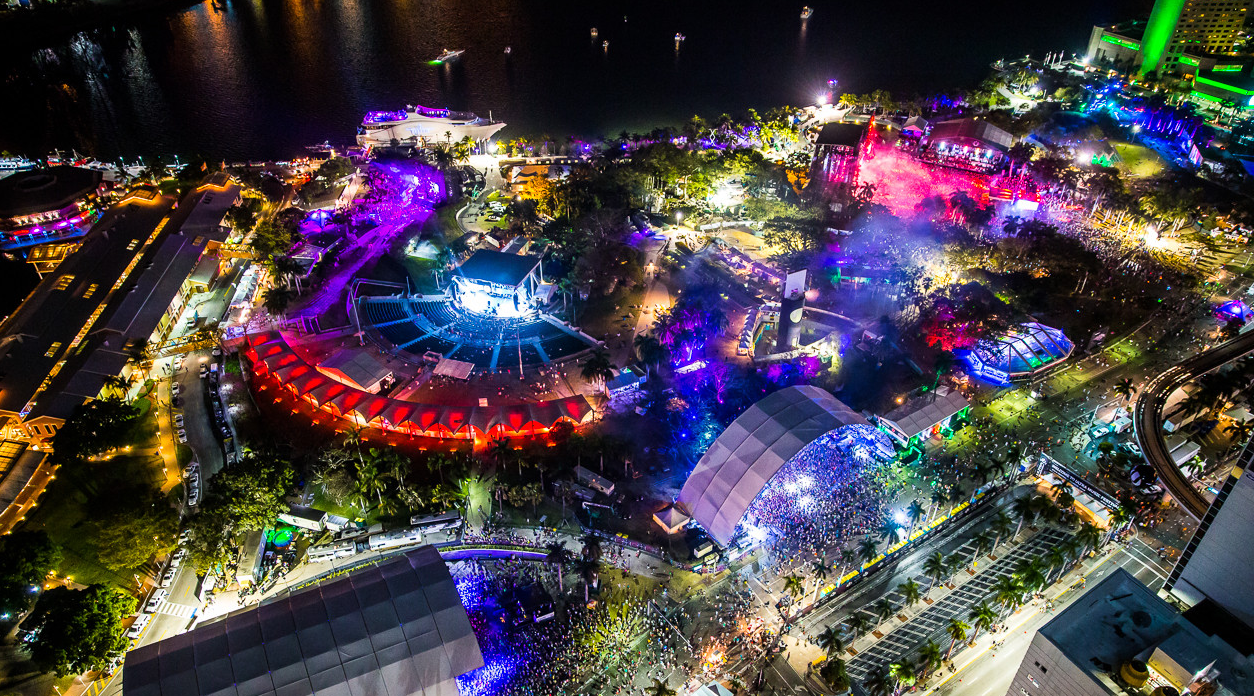 Ultra Music Festival Phase One Lineup Revealed