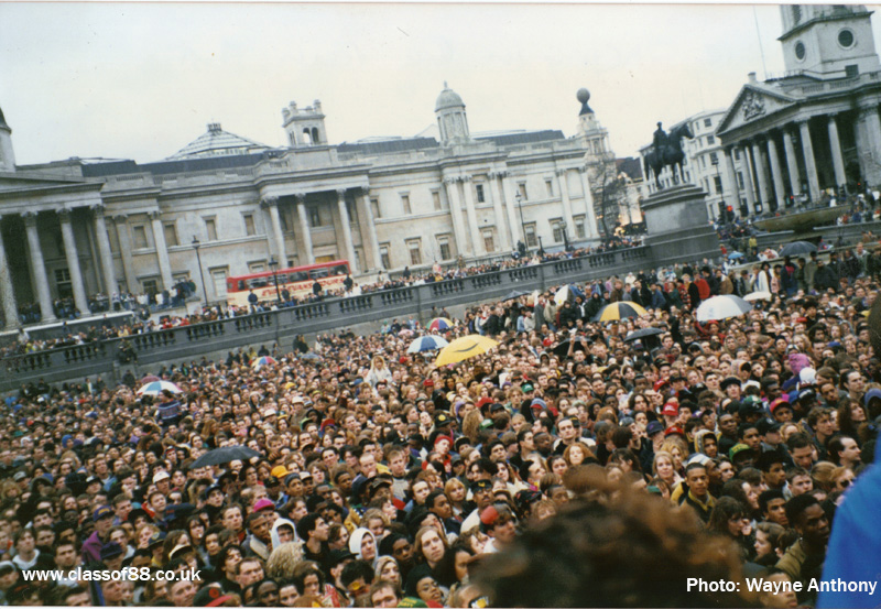 """Over 2,000 To Attend London's """"Freedom To Party"""" March"""