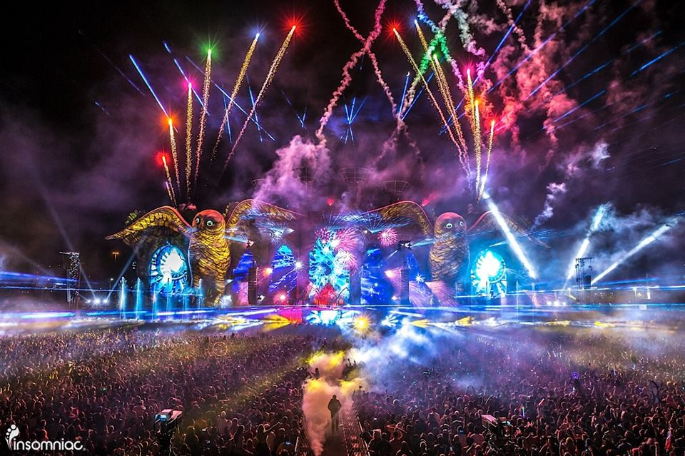 EDC New York Drops a Massive Lineup