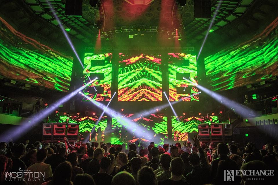 Los Angeles is the Hub of Electronic Dance Music, February Proves It