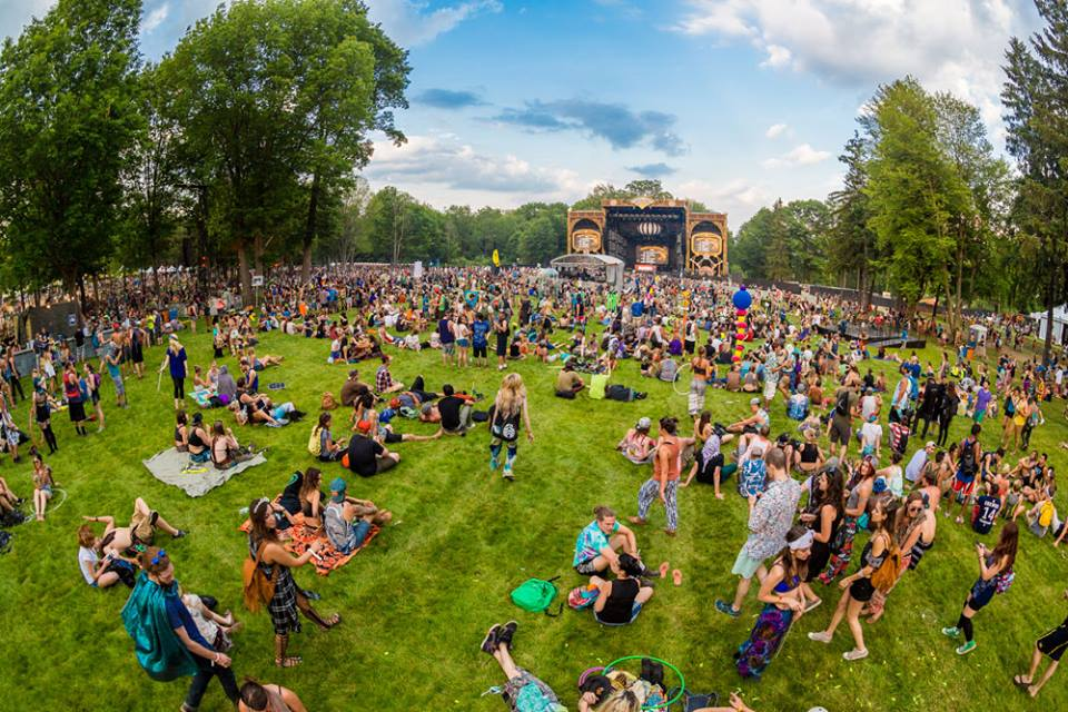 Electric Forest 2016 Announces Unique Camping Experience