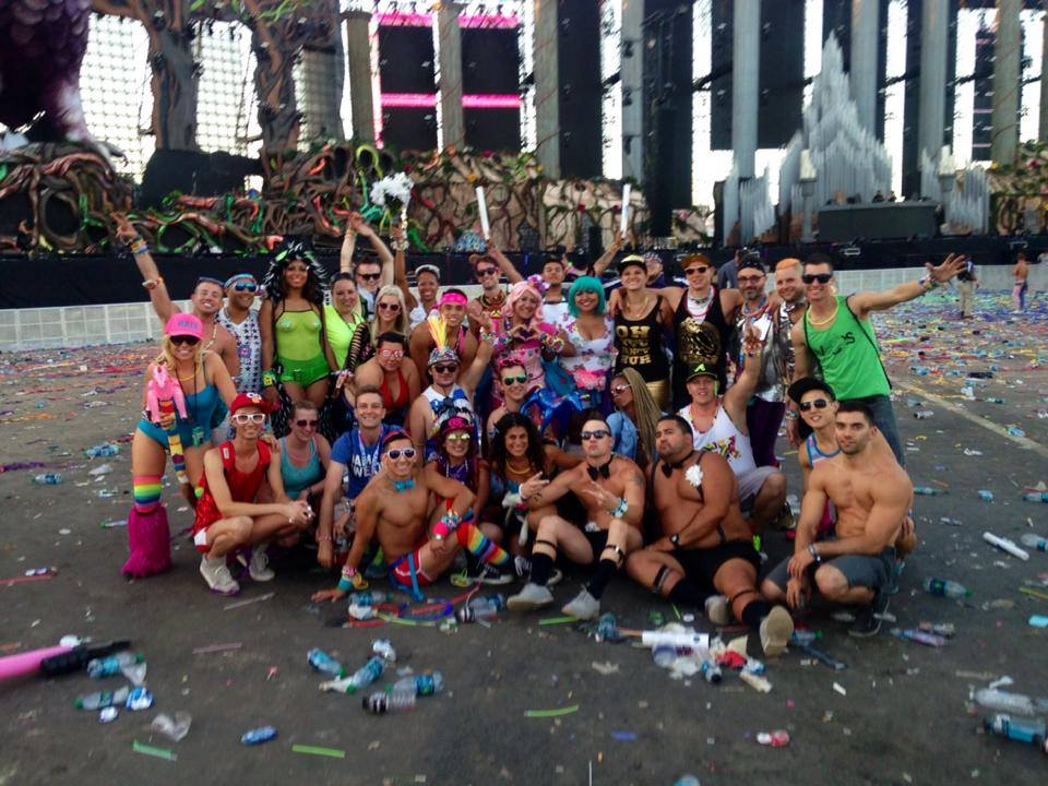 Why Your Festival Squad Is Like Your Family