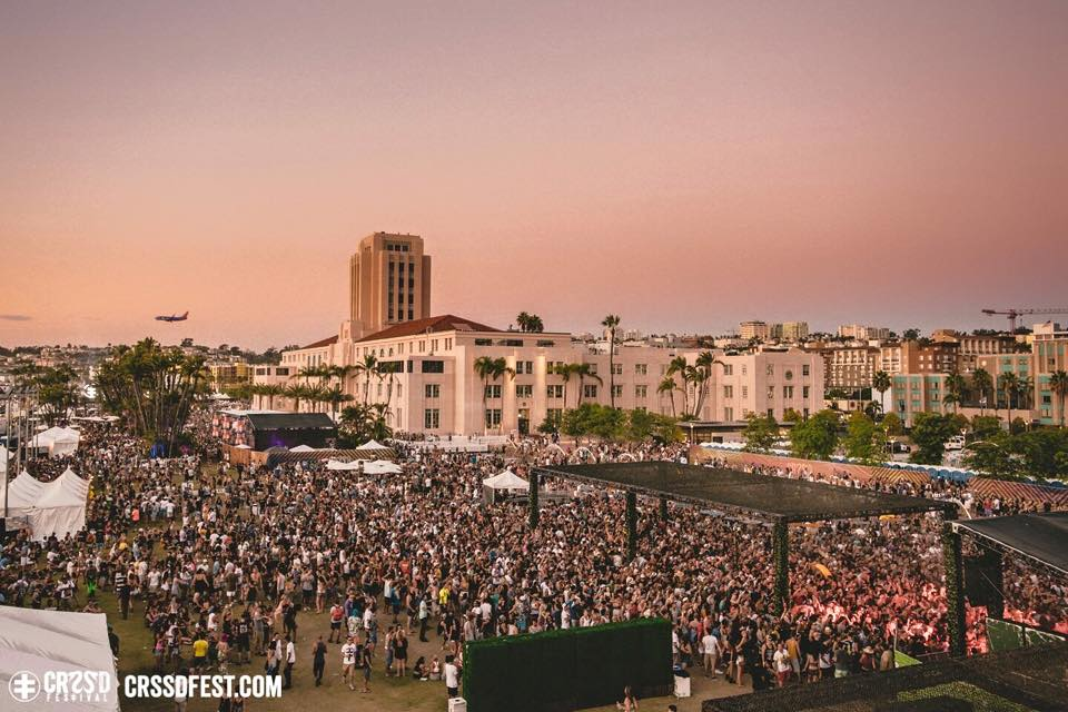 5 Reasons We're Excited For CRSSD Festival