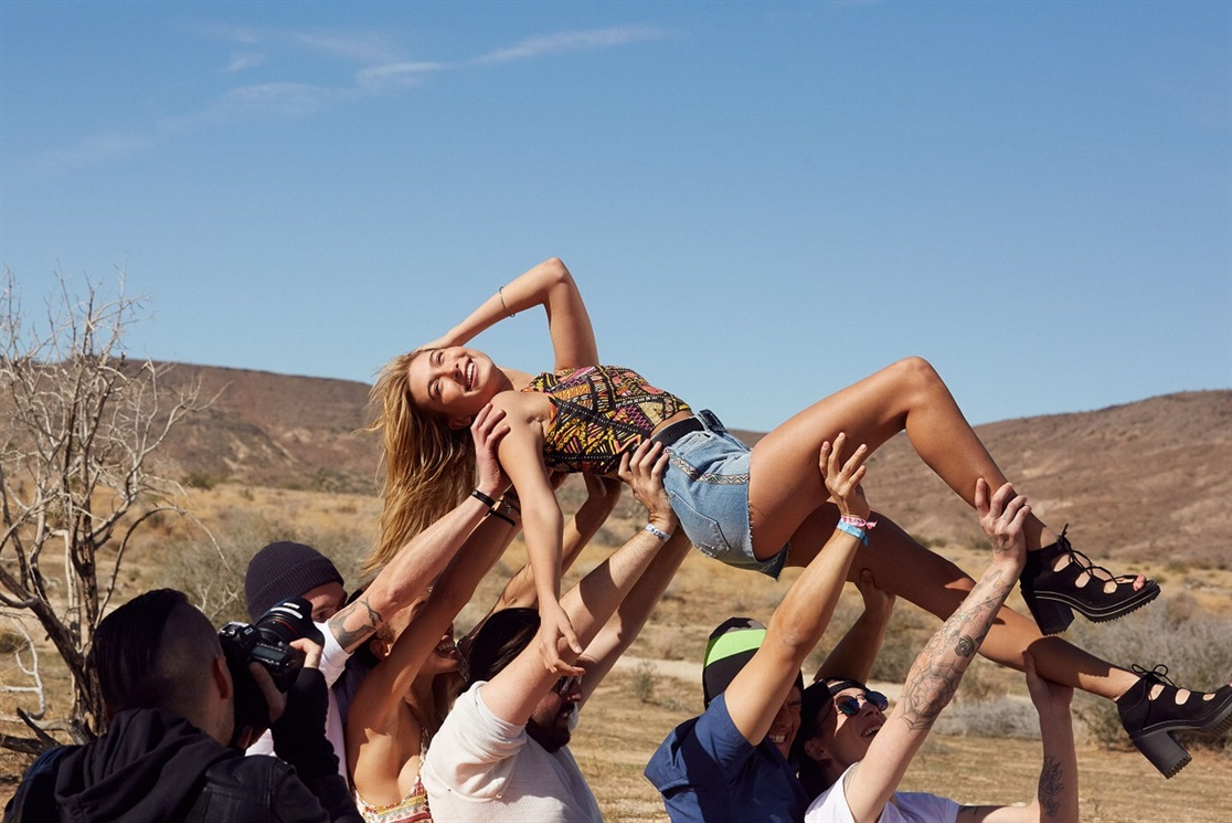 H&M to Release New Coachella Collection in March