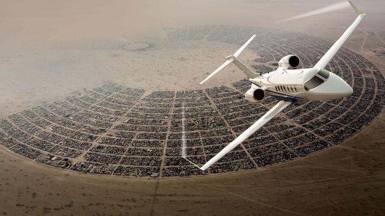 US Government Hiring For Burning Man's Black Rock Desert