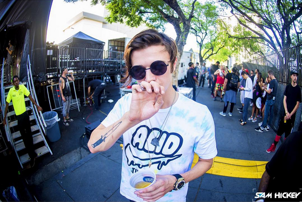 """Ghastly Delivers On Diplo & Friends, New Track """"666!"""" With Getter"""