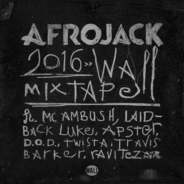 afrojack-wall-mixtape