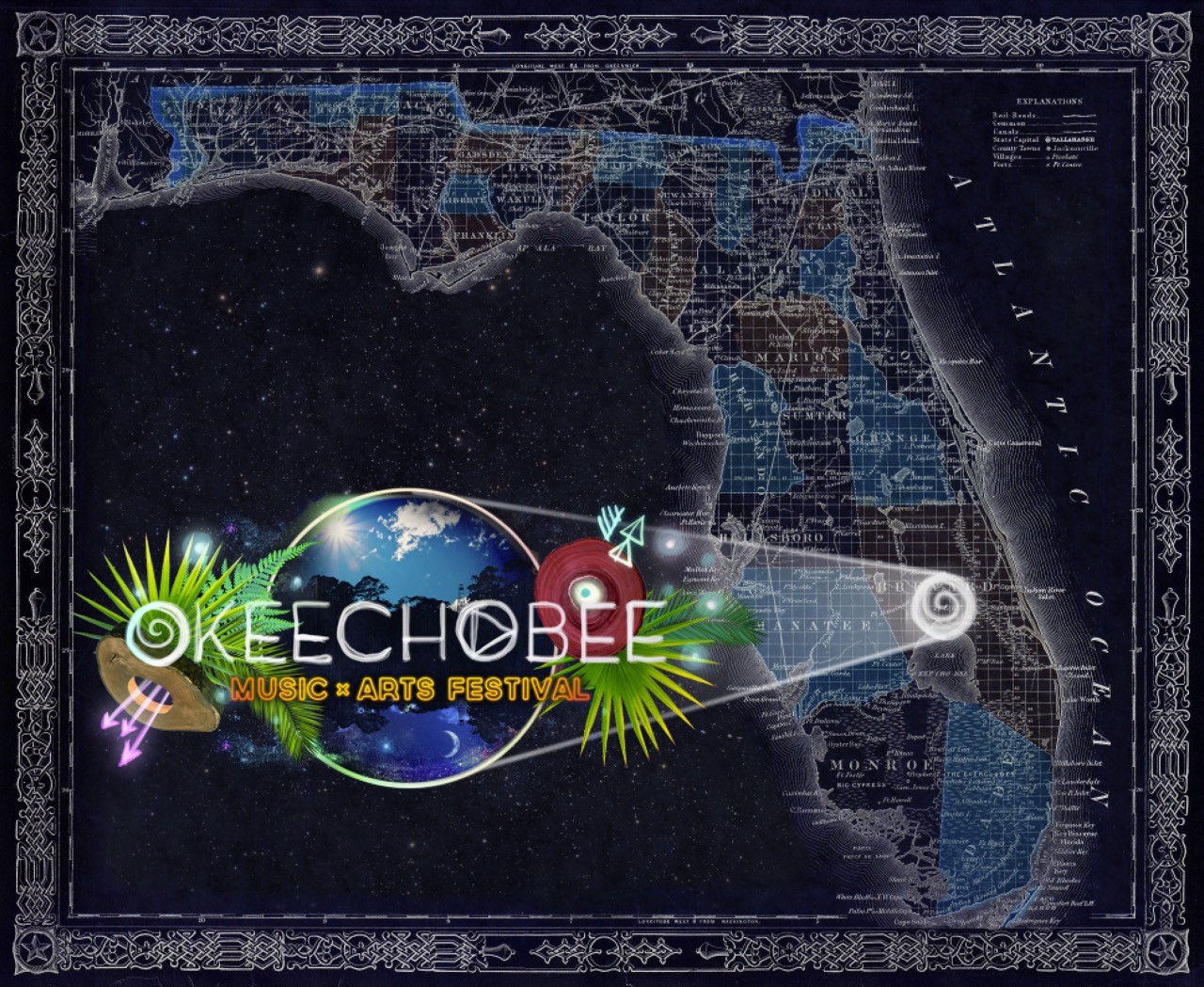 Okeechobee Music + Art Festival Partners With Non-Profits To Make A Difference