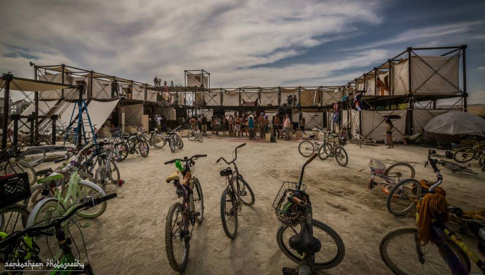 """Burning Man's Infamous """"The Lost Hotel"""" Just Approved for Coachella"""