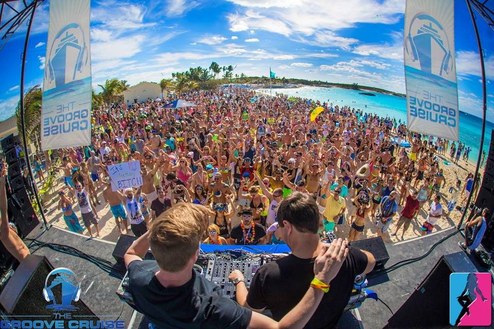 Groove Cruise 2016 Sails To Cabo San Lucas, And Will Be World's Longest Electronic Music Cruise