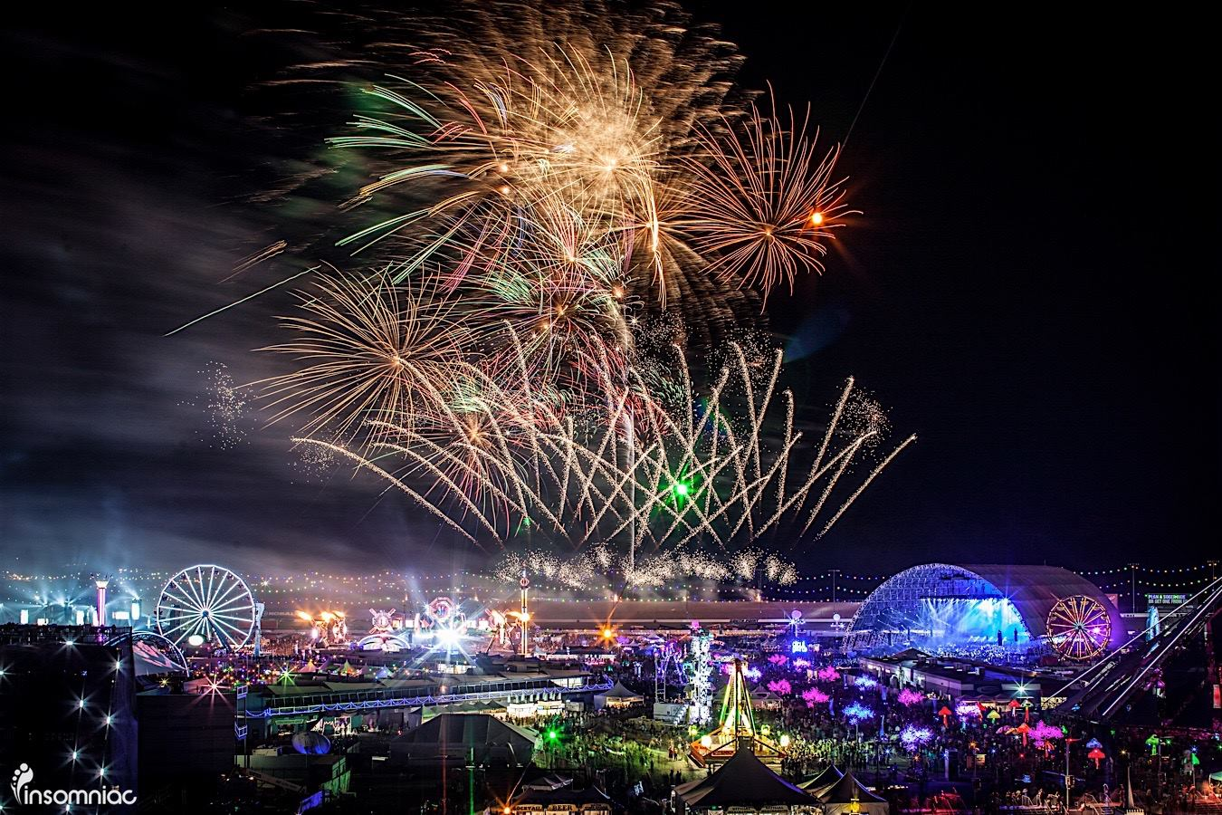 People Are Traveling From All Over The World To EDC Las Vegas 2016