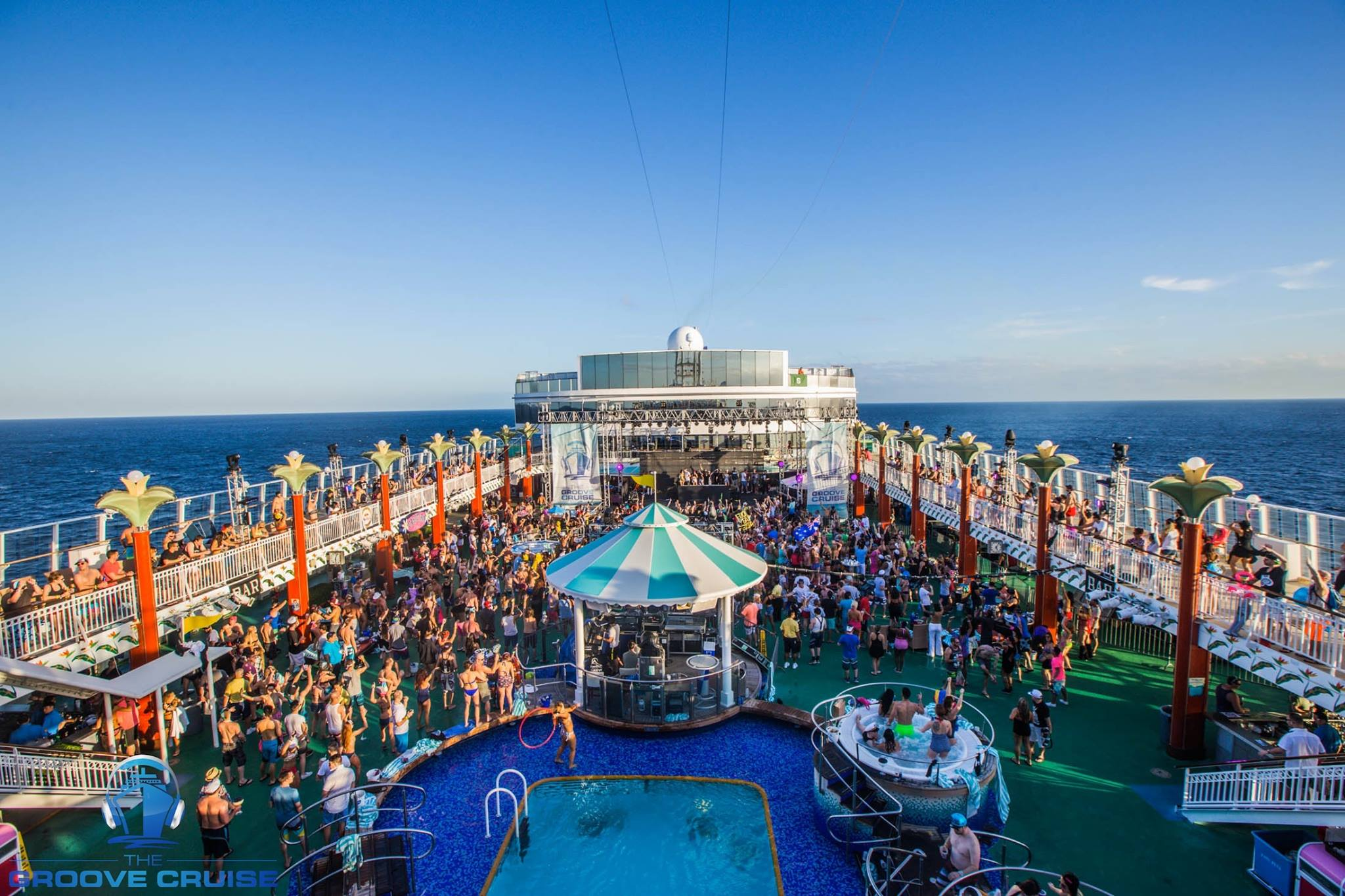 Want To Party For 120 hours? Come Aboard Groove Cruise Cabo!