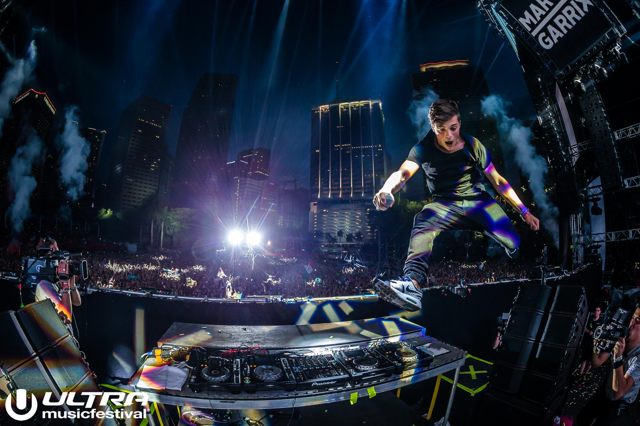 Martin Garrix, 19, Now Youngest Performer To Headline Ultra Main Stage