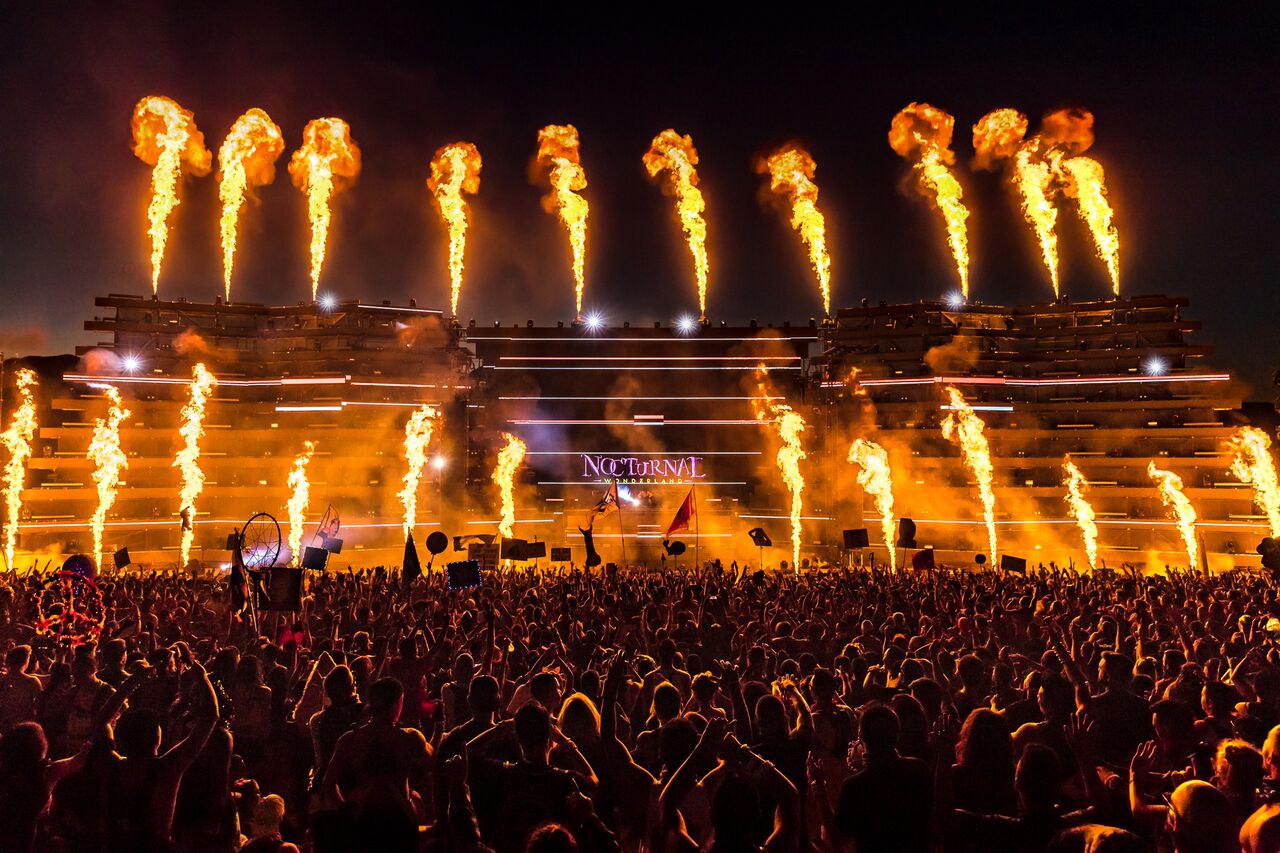 Nocturnal Wonderland 2016: Insomniac Gets It Perfectly Right