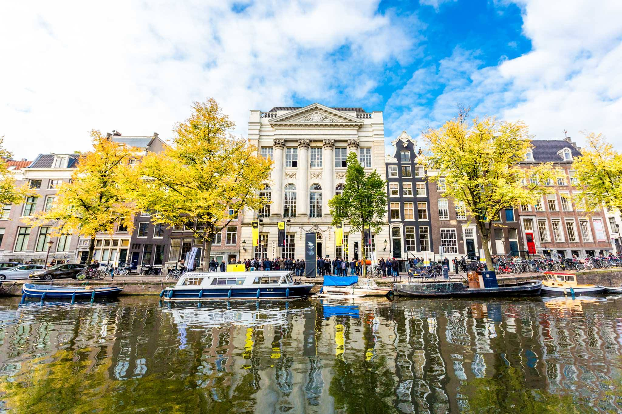 Amsterdam Dance Event, Adventures Part 2