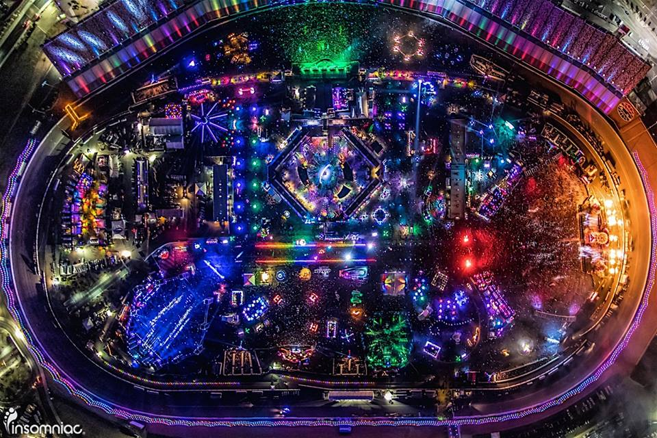 Dates Announced for Electric Daisy Carnival Las Vegas 2017