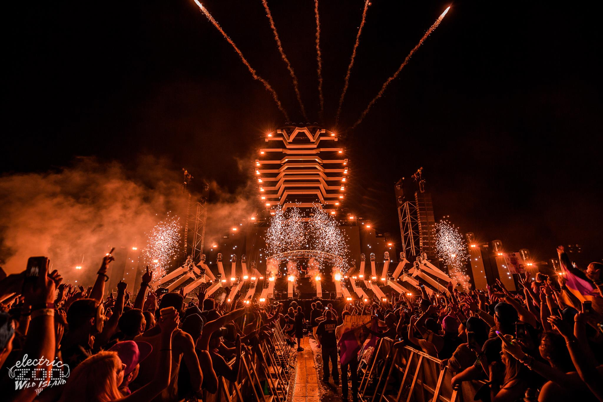 Electric Zoo 2017 Phase 2 Lineup Announced