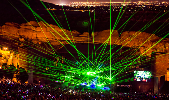 Global Dance Festival Leaves Red Rocks After 17 Years