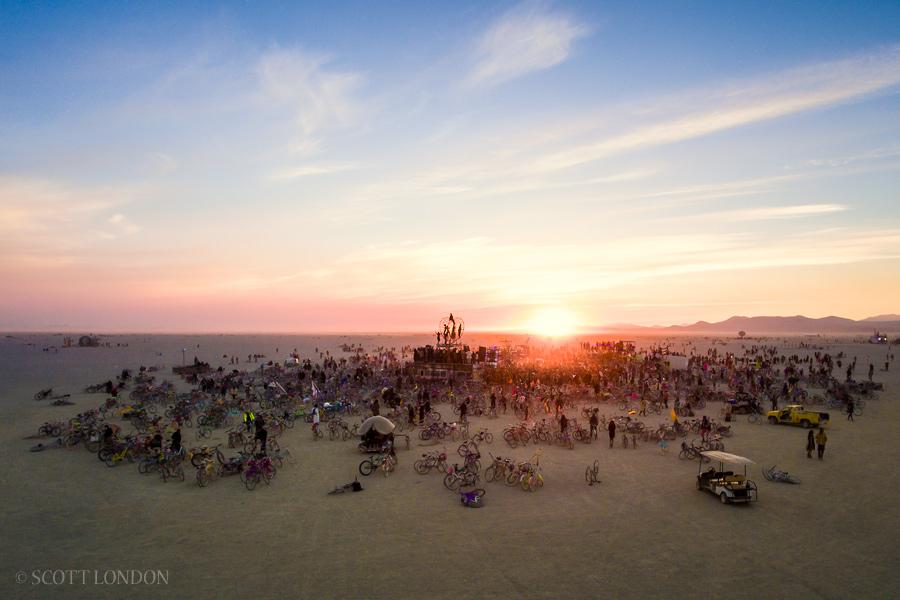 Burning Man – More Than a Festival