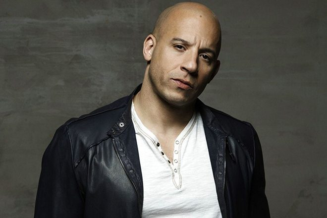 "Vin Diesel Makes ""Monster Track"" With Steve Aoki"