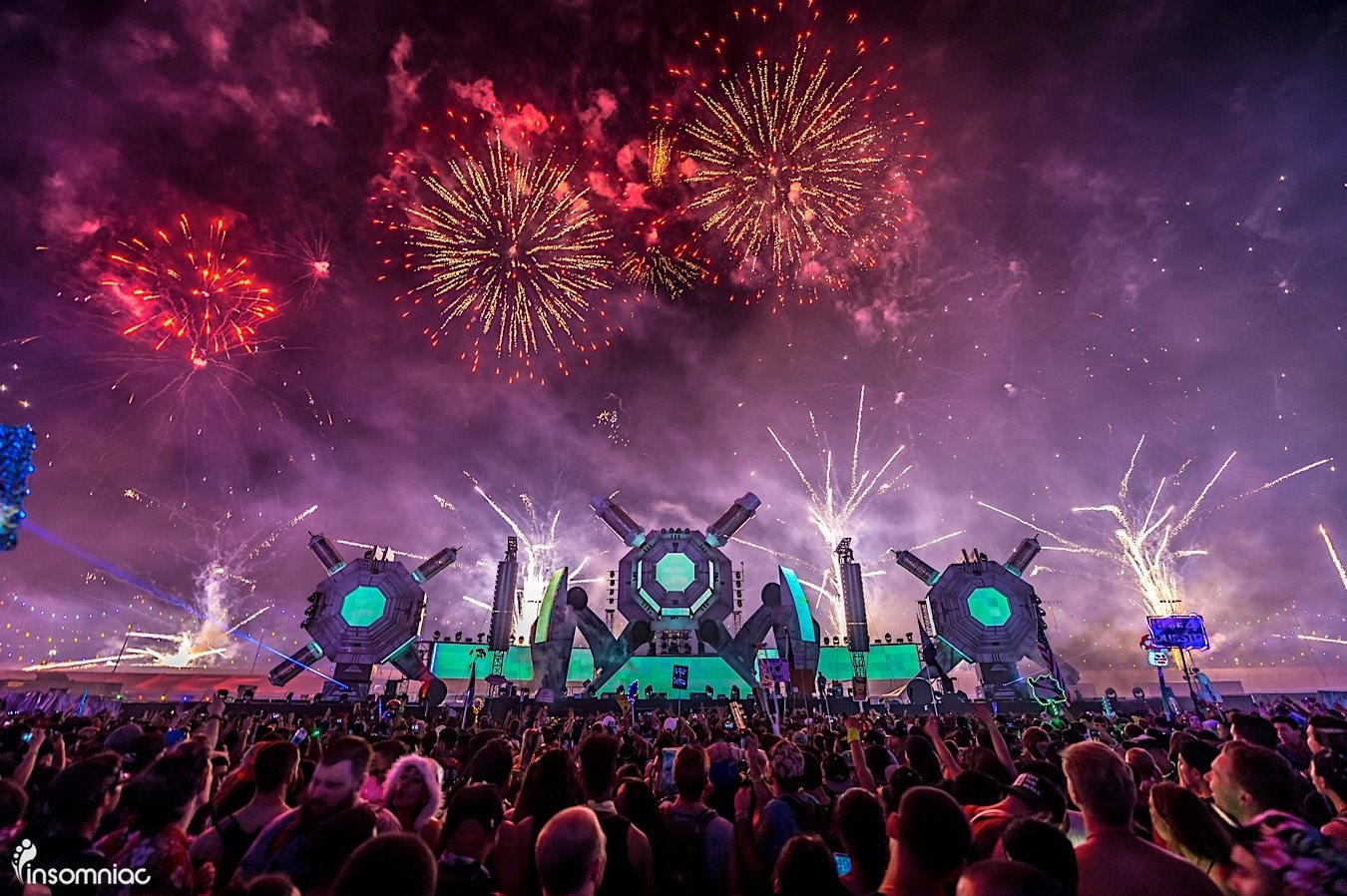 Water In The Desert: 5 Life Lessons I Learned From EDC