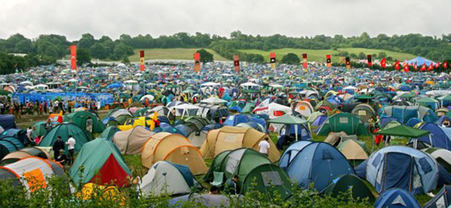 12 Essential Items for Any Camping Festival