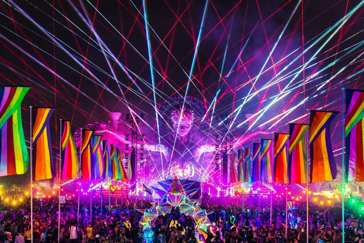 EDC Orlando: One Of The Best 2-Day Festivals in America!