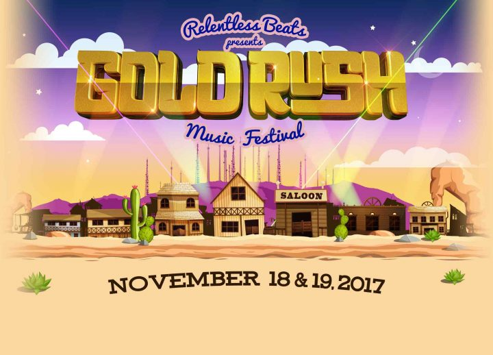 Goldrush Music Festival Is Bringing Us Musical Gold