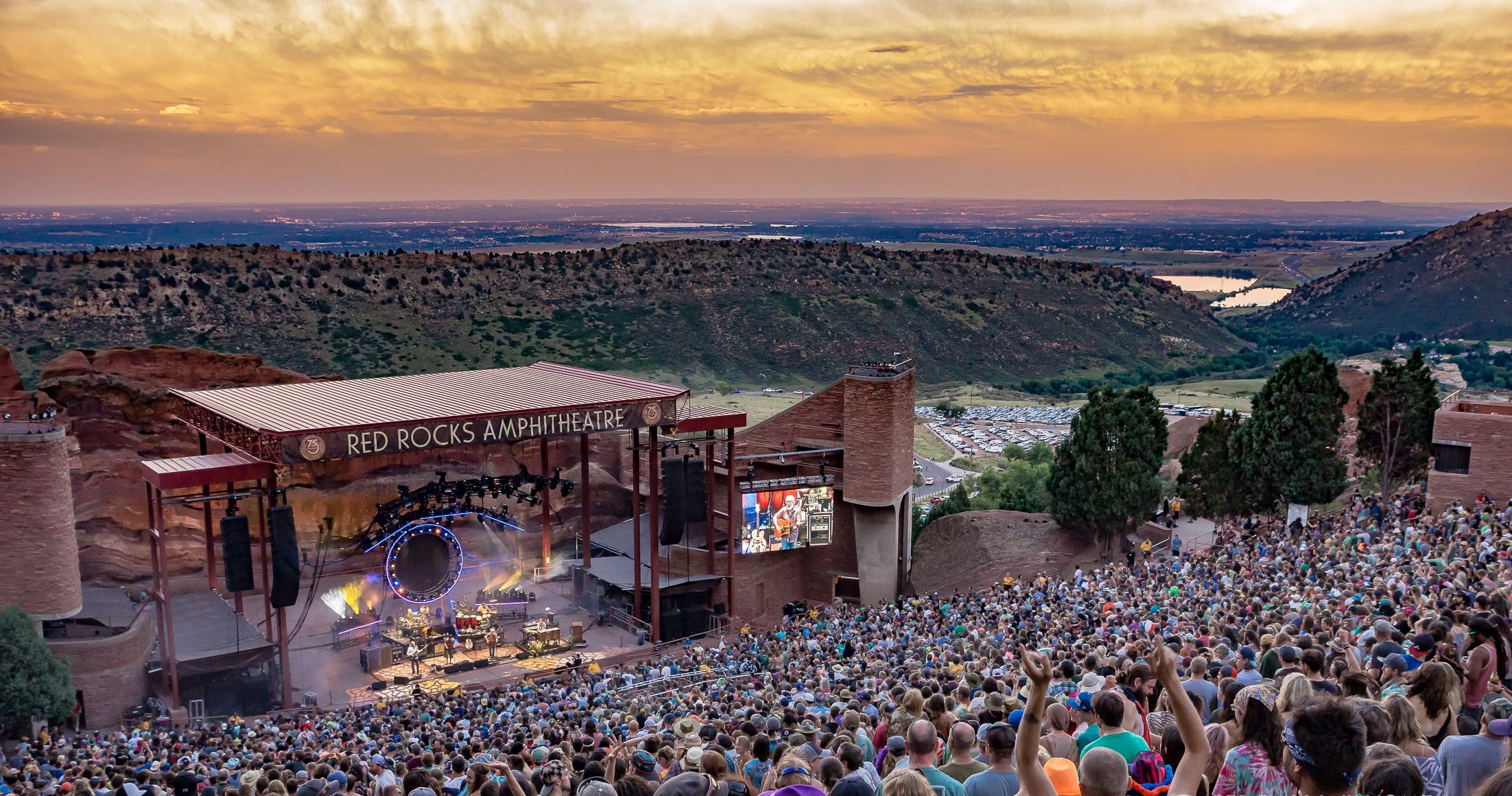Red Rocks Season is Firing Up with New Lineups