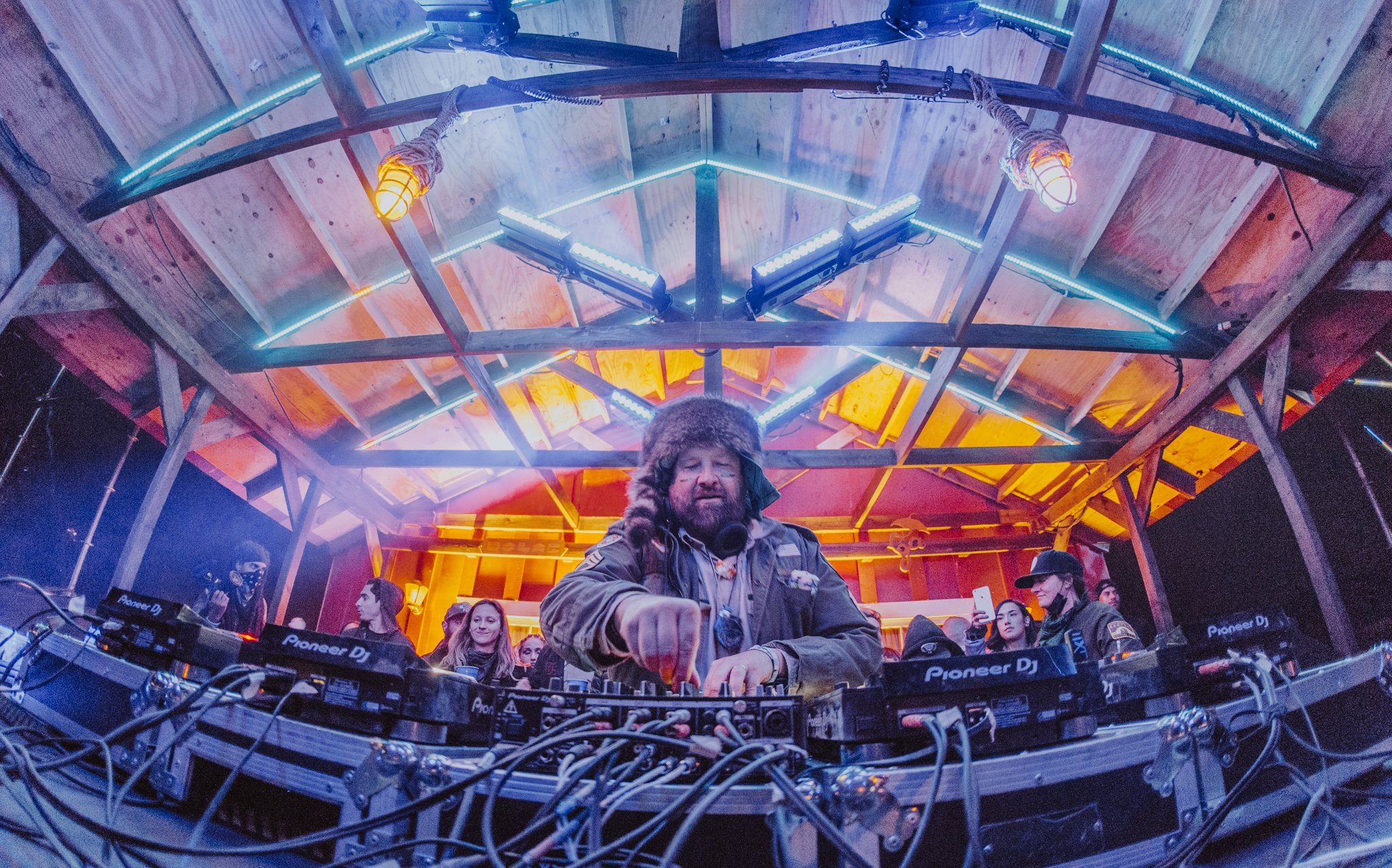 Claude VonStroke To Grace Floridian Swamp With Funk