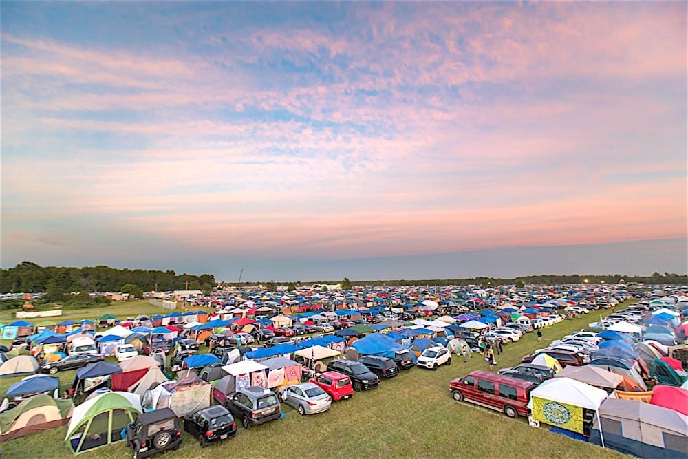 What to Pack For Music Festival Camping