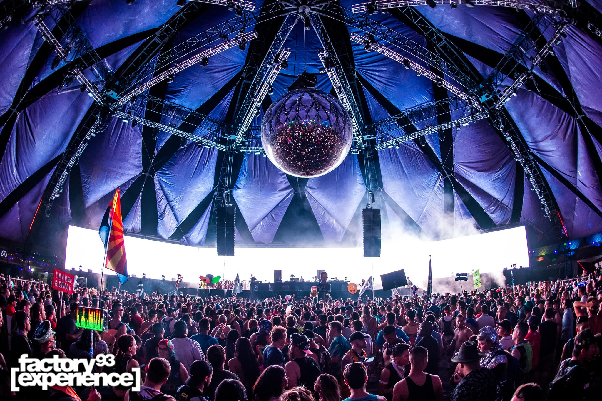 Insomniac's Factory 93 Returns With Carl Cox This March