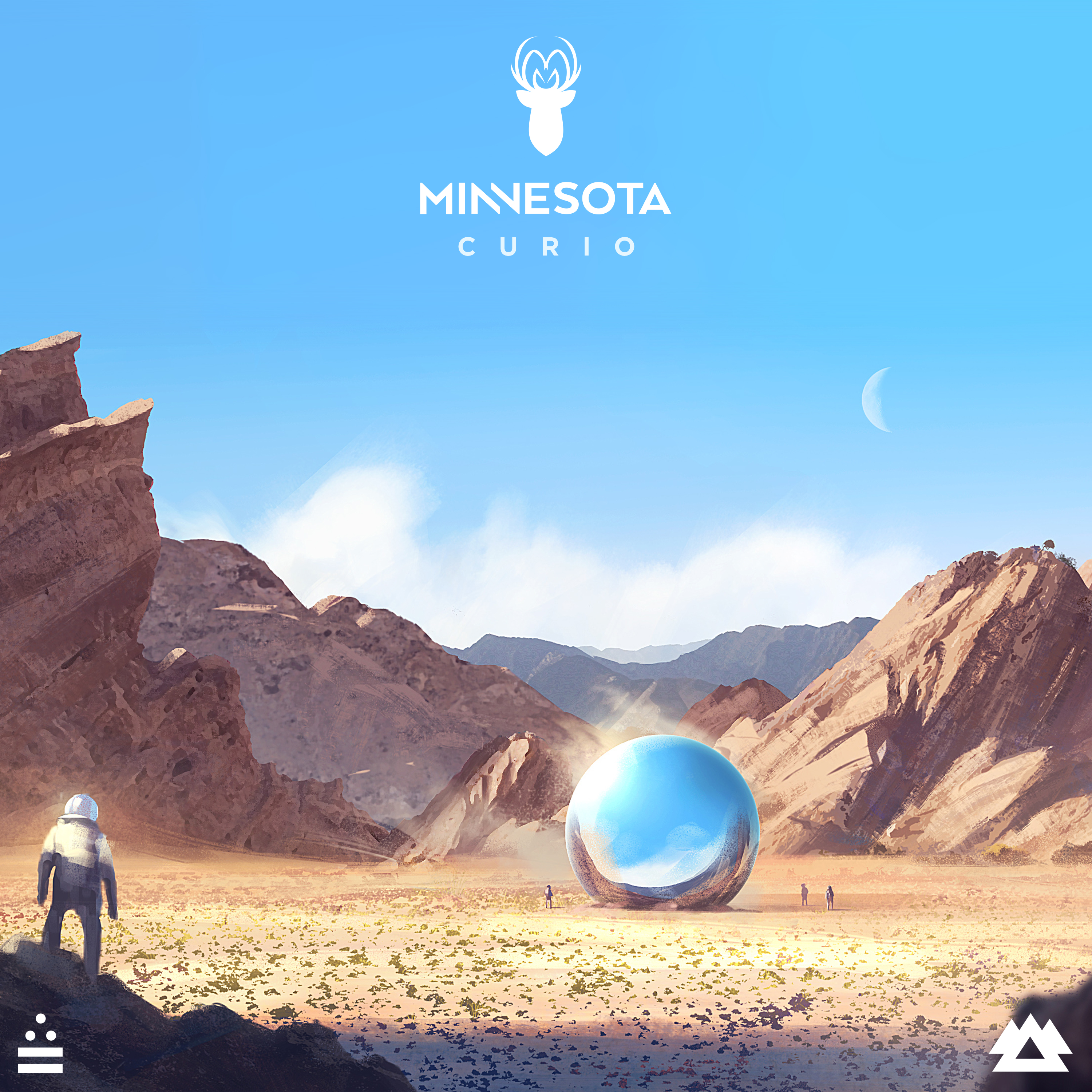 Minnesota Travels the Universe With Curio EP
