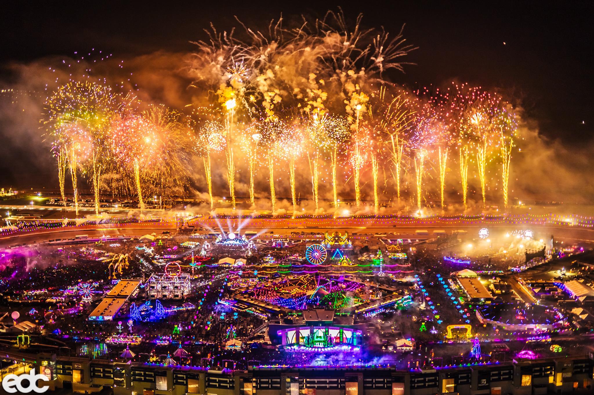 5 Things We Loved About EDC Las Vegas 2018