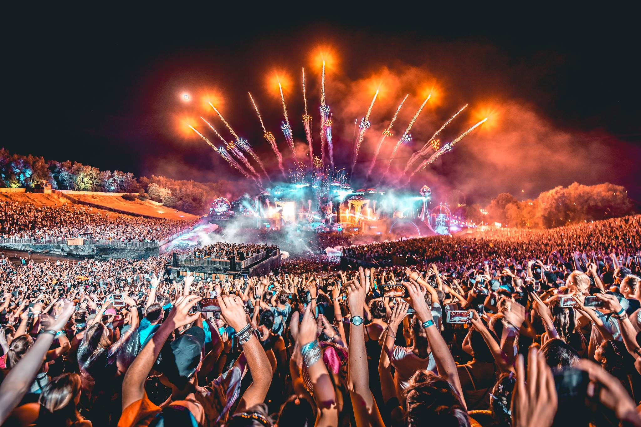 How Tomorrowland Saved This Couple's Marriage